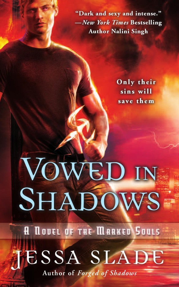 Vowed in Shadows, Book 3 of the Marked Souls