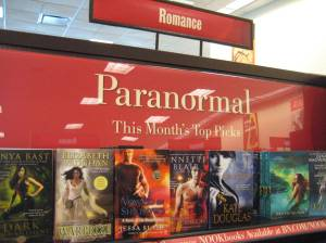 B&N Paranormal Top Pick
