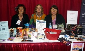 Authors Louisa Kelly, Jessa Slade & Maggie Jaimeson