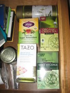 tea stash