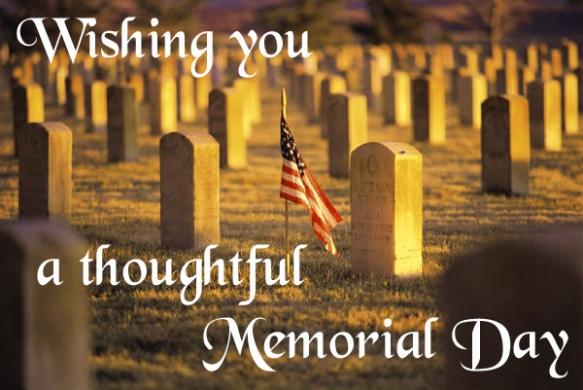 Memorial Day Jessa Slade