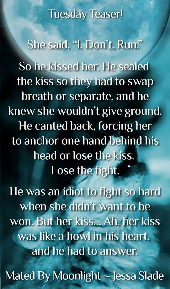 Mated By Moonlight Jessa Slade release pin