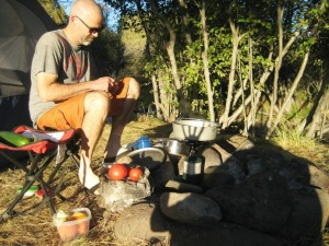 cooking camp stew