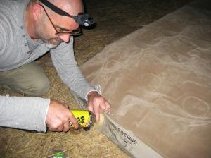 fix a flat mattress