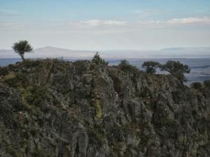 Steens Mountain Loop Road overlook