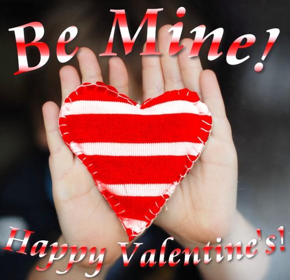 Happy Valentine's Day from Jessa Slade